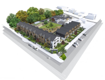 High Street Passive House Cohousing