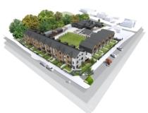 High Street Passive House Cohousing