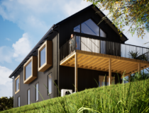 Leith Valley Passive House