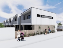 Passive House Townhouses